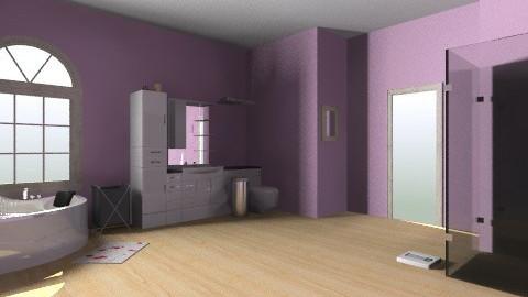 julia bathroom - Minimal - by tamyres