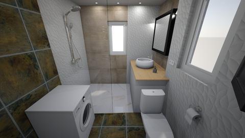 LAZIENKA_10 - Bathroom  - by neertoon