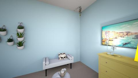 banheiro - Glamour - Bathroom  - by Carolss6