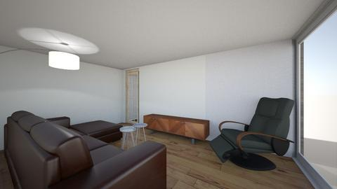 Uitbouw  - Living room  - by manprchand