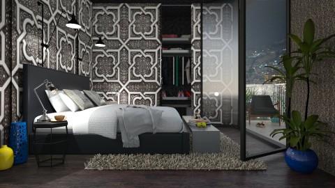 Summer night  - Modern - Bedroom - by Ida Dzanovic