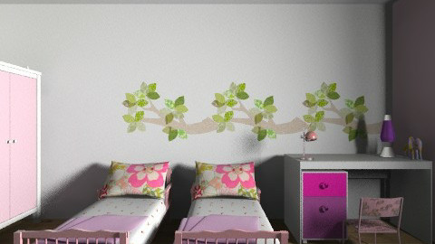 yavi pink - Modern - Kids room  - by Bunty Motiani
