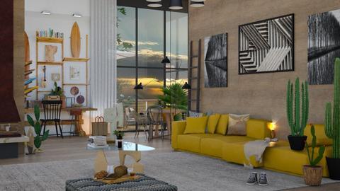 morning multi - Living room - by ellta