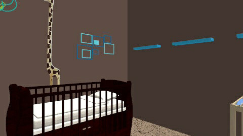 baby room - Classic - Kids room  - by Bianca007