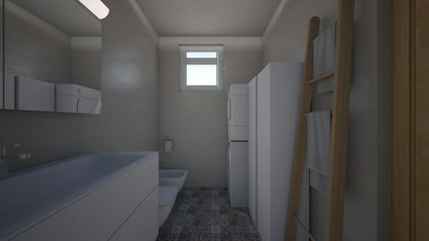 carmen koupelna 7 - Bathroom  - by krodan