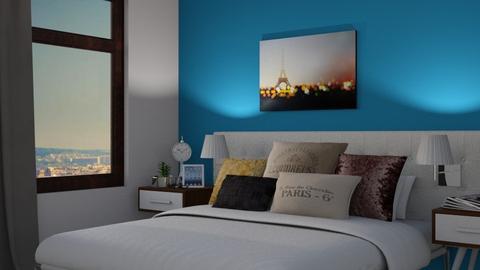Paris - by QueenOfDiamonds