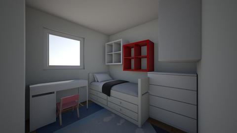 Small2 - Kids room - by ella37