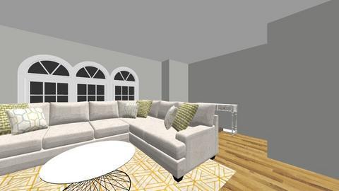 Living Room - Living room - by jojo_fanjul