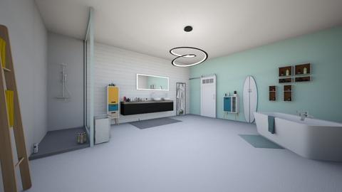 Bathroom1 - Bathroom - by MaitheC