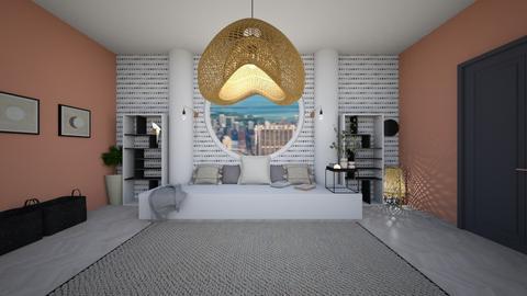 books - Living room  - by mimiclara