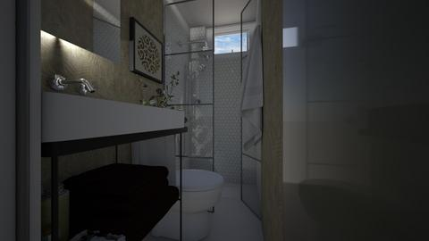 Mine - Global - Bathroom  - by LuzMa HL