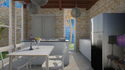 BC Kitchen - Modern - Kitchen  - by 3rdfloor