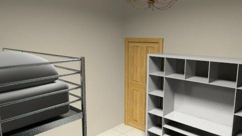 Neil's Bedroom 5 - Modern - Kids room  - by christiannebusuttil