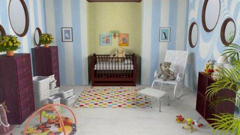 Nursery - Kids room  - by kishwick