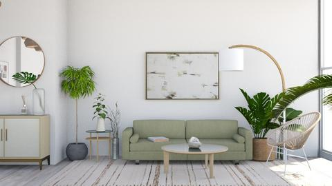stay flo - Modern - Living room  - by LI_VV