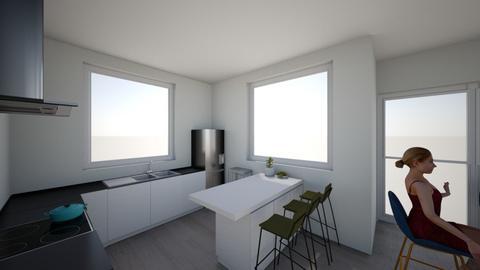 Kitchen plus Dinner - Kitchen  - by statanasova