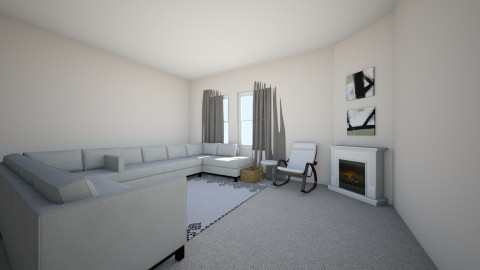 liz - Living room - by 20012162SP