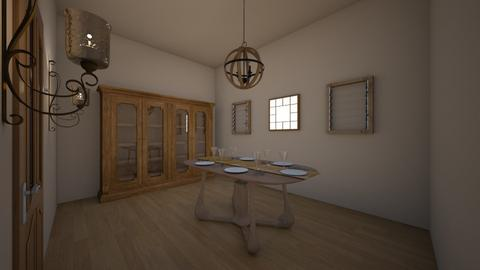 Dining Room - Classic - by SyahSN