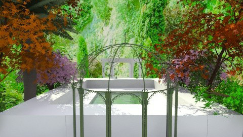 Garden - Country - Garden  - by Sreeparna