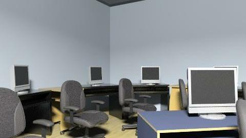 PCNroom - Minimal - Office  - by suncor