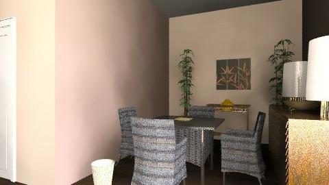 Hotel Room - Minimal - by ncobb