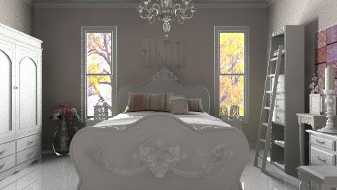 Orchid Bedroom - Classic - Bedroom  - by deleted_1566988695_Saharasaraharas