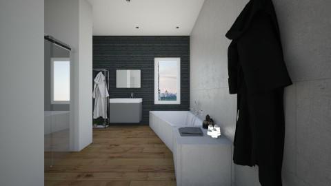 Opus5 - Modern - Bathroom  - by Jacqueline De la Guia