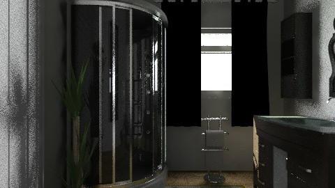 Bathroom vew 1 - Eclectic - Bathroom  - by nonacr267