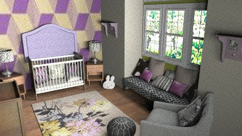 Edina - Modern - Kids room  - by allysonrose