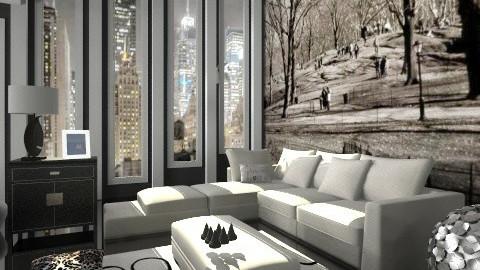 Lorenzo3 - Modern - Dining room  - by dracul_a