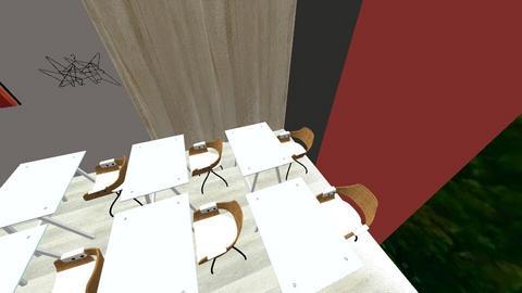 Loft - Office  - by magyarosia