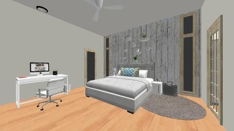 Adult Ensuite - Bedroom - by CaitlinMaree