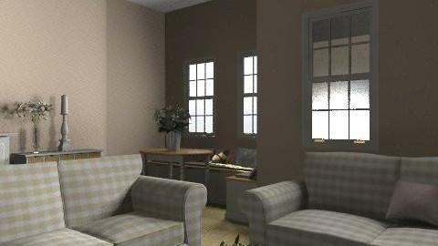2.Oturma Odası 3 - Country - Living room  - by pelin1286