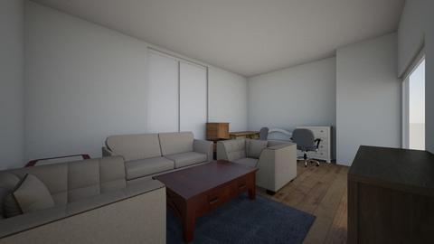 Living Room 3 - by shtyler
