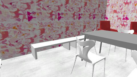 58 E kitchen with 2 tables - Global - Kitchen - by giaconde