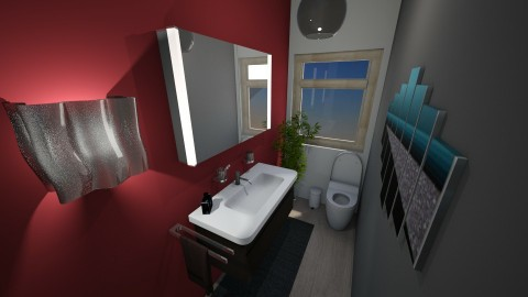 Guest Loo - by AkhiaStyle