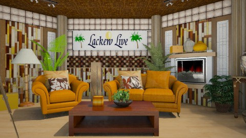 TalkShow Studio - Office  - by Lackew