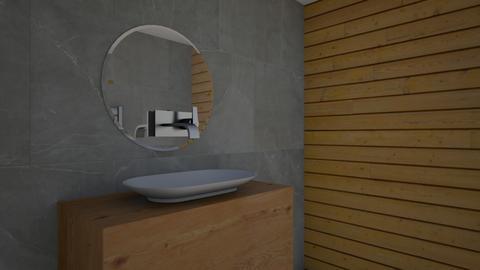 111 - Bathroom  - by Viktoriya Karzina