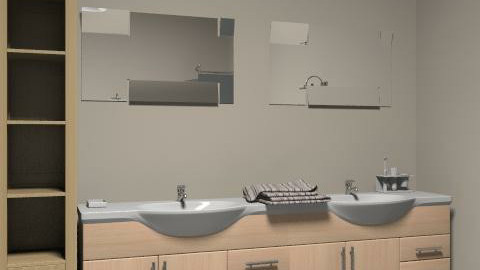 Bathroom2 - Glamour - Bathroom  - by laurencooperx