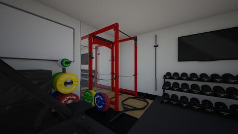 15 x 14 Basement Gym - by rogue_3aada941b205f860d9f07419a29bd