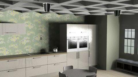 brianclough - Classic - Kitchen  - by brianclough
