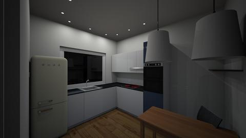 Kuchnia_4 - Kitchen  - by neertoon