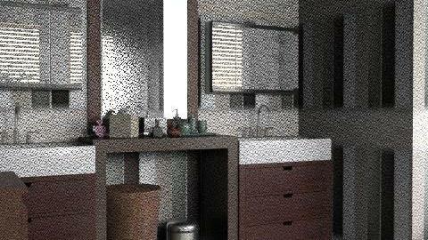 bth - Glamour - Bathroom  - by lrlrlr