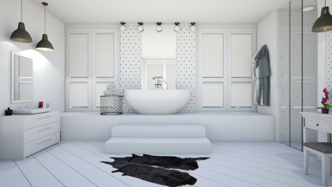 Imagine - Modern - Bathroom  - by Lucii