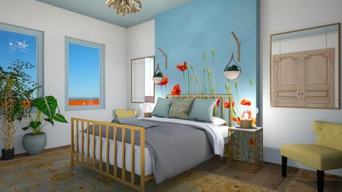 poppy bedroom - by rebsrebsmmg