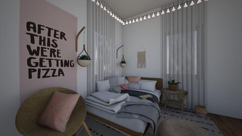 BOHOBedroom - Bedroom  - by gmm3267