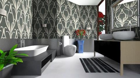 Elegant Wash - Modern - Bathroom  - by 3rdfloor