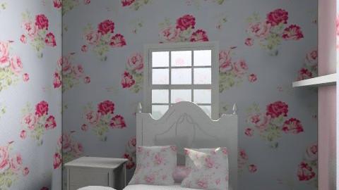 Molly's dream room - Bedroom - by iloveharrystyles
