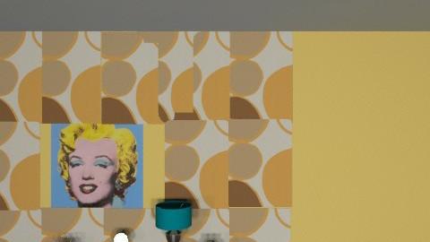 gossip girl (serena van der woodsen) inspiredbedroom - Glamour - Bedroom  - by faisondesigns