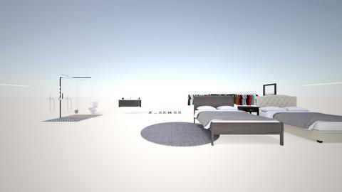Dream Room - Bedroom  - by Matteo Marroquin